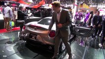 Alfa Romeo 4C at New York Auto Show 2014 | evo MOTOR SHOW