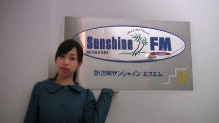Bonus contents::Sakura performed promotion of it's Oh! MUSIC Video News in MIYAZAKI SUNSHINE FM