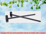 Pro Gym Hammer / War Hammer 20 Kg schwarz (St?ck) Strength Hammer (High-Quality-Finish)