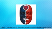 Franklin Chicago Bears Fan Face Mask - CHICAGO BEARS One Size Review