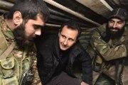 Esad'ın Türkiye Planı Ortaya Çıktı, Suriye Sınırına Kilit Vuruldu