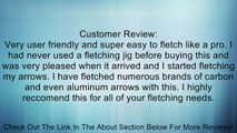 Arizona Rim Country® Arizona E-Z Fletch Pro Tool - Right Review