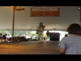 Tally Laritti sings Do You Know Who I Am at Elvis Week video