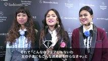 Sretsis(スレトシス) Autumn&Winter 2014-15 TOKYO Interview&Backstage | FashionTV Japan ファッションTV