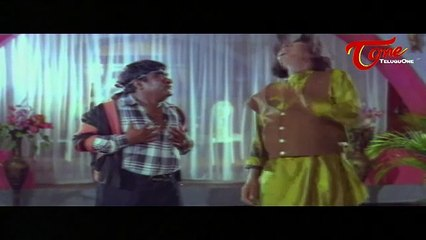 Big Boss Comedy Scenes | Back to Back | Chiranjeevi | Roja