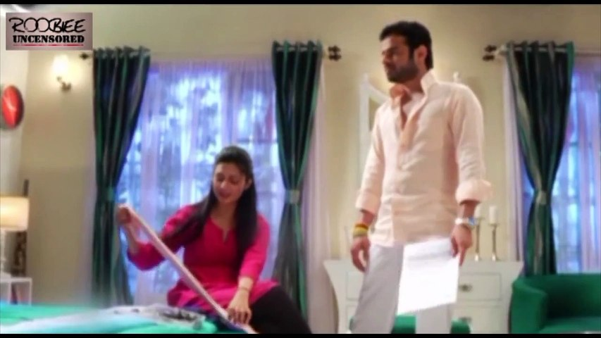 Yeh Hai Mohabbatein 12th March 2015 EPISODE | Ishita BURSTS OUT at Raman