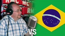 Chelsea-PSG - Les voix de RMC Sport vs le commentateur brésilien, qui gagne ?