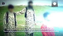 I boia dell'ultimo video dell'ISIL sono francesi. Lo assicura Parigi