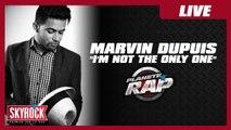 """Marvin Dupuis """"I'm Not the Only One"""" (cover Sam Smith) en live dans Planète Rap !"""