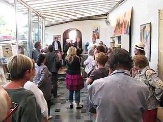 Inauguration de la librairie Elan Sud le 6 mai 2011