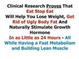 Eat Stop Eat - Anti-Diet Fat Loss Guide