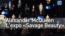 Alexander McQueen : Visite de l'expo «Savage Beauty» à Londres