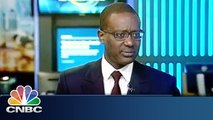 Thiam: Always Going to Leave Prudential | Tidjane Thiam Interview | CNBC International