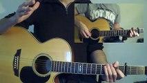 Louane - Maman - TUTO Guitare