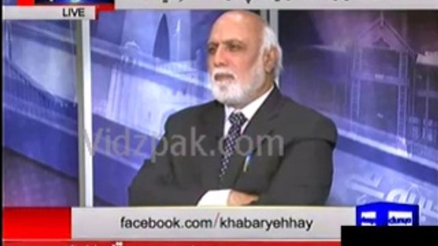 MQM allegation on Rangers of bringing weapons under blankets is childish & video shows that Rangers didn't kill MQM Worker Waqas -- Haroon Rasheed