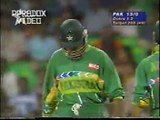 Saeed anwar batting against india in 1996 world cup part 1
