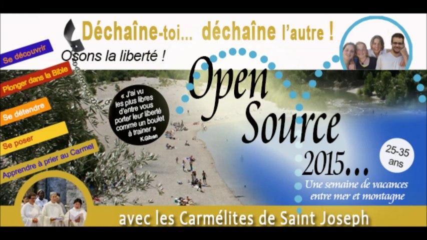 Jeunes Pro Open source 2015 St Guilhem Carmel