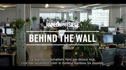 Rainbow Six Siege - Behind The Wall #1 : Rejoignez l'Alpha fermée [FR]
