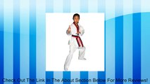 Tiger Claw Tae Kwon Do (TKD) Poom Do Bok Uniform Size 000 to 6 Review