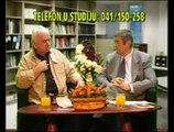 """DJORDJE TARAKCIJA """"©""""  EMISIJA NAS GOST BR 01 PESNIK DUSKO TRIFONOVIC  EMISIJA JE SNIMLJENA  I  UZIVO EMITOVANA 21. 01. 2005"""