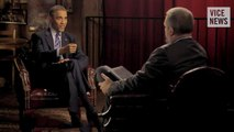 Obama sits down with Vice News