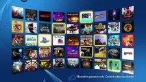 PS4  PlayStation Plus  Free Games Trailer March 2015