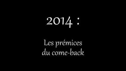 2014 : Les prémices du come-back de Quentin P. GOURILLON