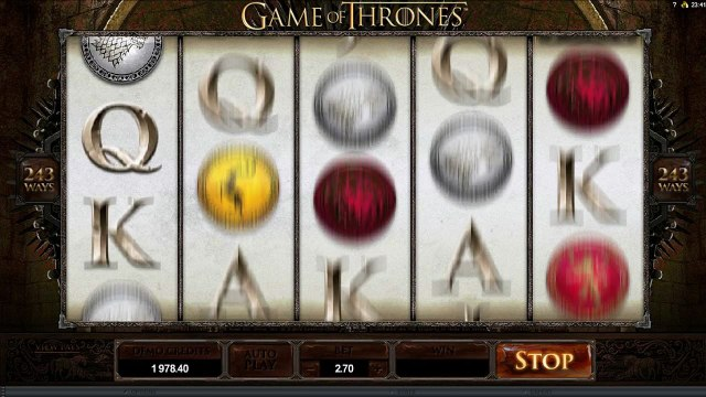 Game of Thrones™ par Microgaming | Machines à sous en ligne Gratuites | MachinesAsousX.com