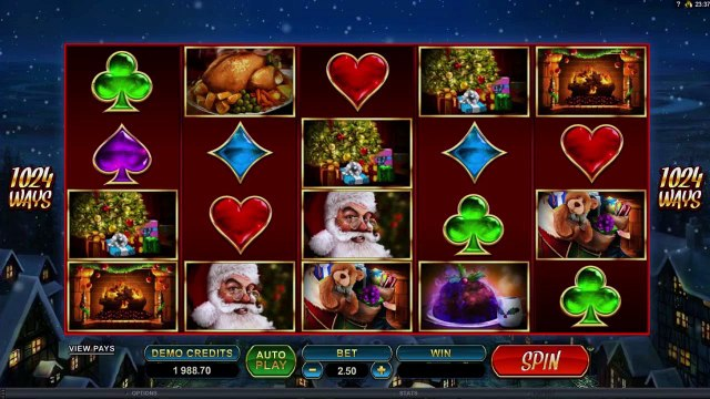 Secret Santa™ par Microgaming | Machines à sous en ligne Gratuites | MachinesAsousX.com