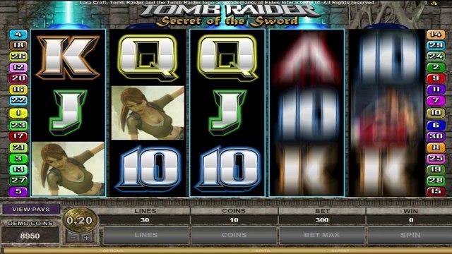 Tomb Raider II™ par Microgaming   Machines à sous en ligne Gratuites   MachinesAsousX.com