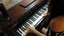 Rammstein - Rosenrot - Piano cover