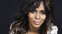 Kerry Washington Looks Flawless--and Like Herself--on 'Marie Claire' Cover