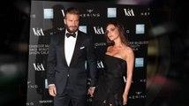 Victoria et David Beckham au Gala Alexander McQueen