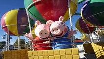 Peppa Pig La montagne blanche (HD) // Dessins animés complets pour enfants en Français