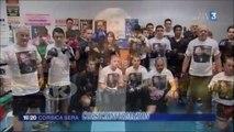 #Corse Soutien du  Boxing Club Ajaccien à Pierre Paoli