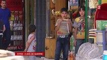 Syrie : de la révolte contre Bachar Al-Assad à l'avènement des jihadistes, quatre années de guerre civile