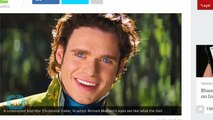 Yes, Richard Madden's Eyes Really are That Blue IRL — not Just in 'Cinderella'