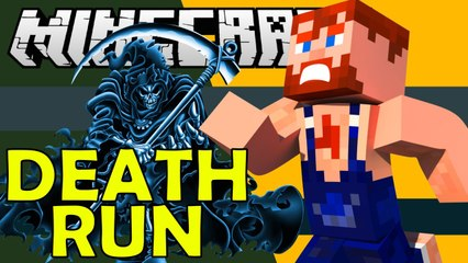 Minecraft Death Race Mini Game Play by Nik Nikam