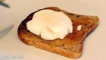 Mükemmel Haşlanmış yumurta Nasıl Yapılır?