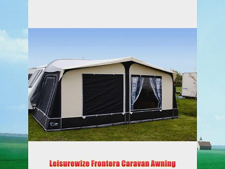 Leisurewize Frontera Caravan Awning Video Dailymotion