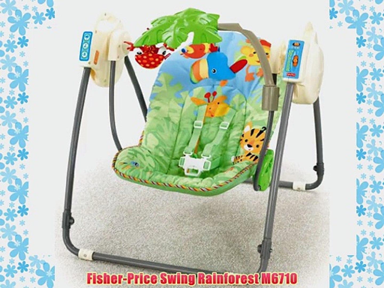 Fisher Price Swing Rainforest M6710 Video Dailymotion