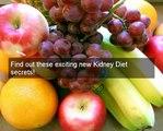 Help finding renal diet foods. Use kidney diet secrets for renal diet foods & kidney diet plan