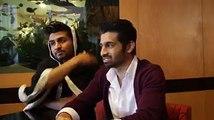when our hero Faysal Qureshi met dhoom bros