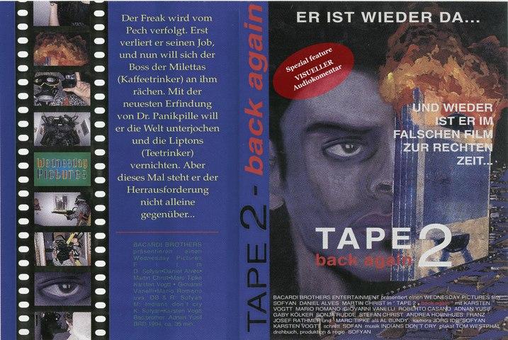 Tape 2 - back again (1994)