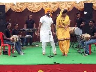 Atma Bhudewal || Bhagat Singh || Aman Rozi || Live Programme || Mela Melian Da || DD Punjabi 2014