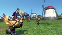 Director Explains the Origin of the Name Final Fantasy Type0 Video Trailer