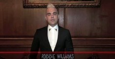 Comic Relief Red Nose Day 2015 Robbie Williams - promo