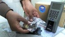 How to configure ZK U160 Biometric Fingerprint Reader