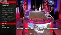 L'ÉQUIPE DU SOIR_Vendredi 13 Mars 2015_Vettel chez Ferrari - Le nouveau Schumi ou le nouveau Prost (en Français - L'Équipe 21 - France) [RaceFan96]