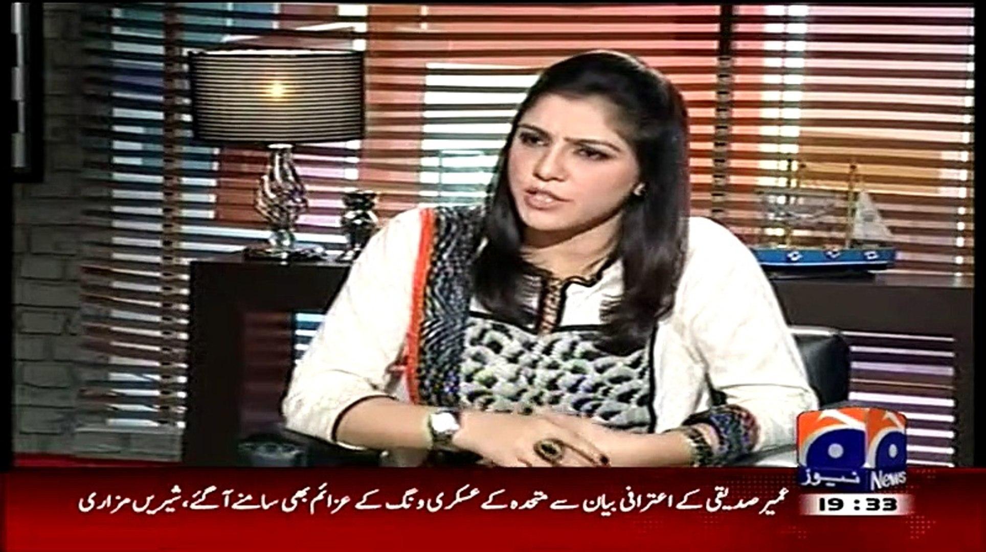 Mere Mutabiq with Sohail Waraich ~ 14th March 2015 - Pakistani Talk Shows - Live Pak News